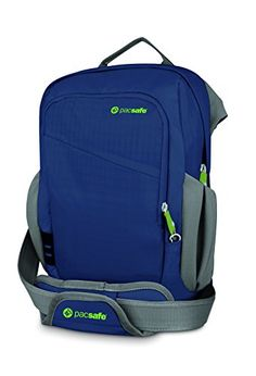 Pacsafe Venturesafe 300 GII AntiTheft Vertical Travel Bag One Size  Navy Blue ** This is an Amazon Affiliate link. Want additional info? Click on the image.
