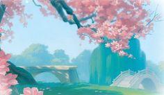 Mulan Background by BeautifPrincessBelle.deviantart.com on @DeviantArt