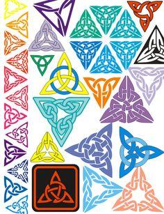 Triangle knots