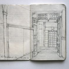German illustrator Lars Henkel wrote me wondering if I'd be interested in sharing his sketchbook. I am more than thrilled when an incredible artist such ... read more