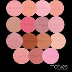 I love my Pressed Blush by Motives.    Very light, doesn't feel like I'm wearing it at all.  Lasts forever!