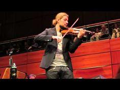 David Garrett - Vivaldi / Four Seasons - Autumn Adagio - Lübeck 25.05.14 - YouTube