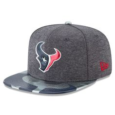 4f2c0bc03 Houston Texans New Era NFL Spotlight Original Fit 9FIFTY Snapback  Adjustable Hat - Graphite