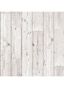 View Product Graham Brown Wood Panel Plank Effect Wallpaper