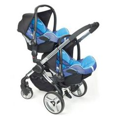 twin car seat stroller New iCandy Twin Stroller - Got Twins? Used Strollers, Twin Strollers, Running Strollers, Jogging Stroller, Double Strollers, Icandy Peach, Nursery Twins, Baby Jogger, How To Have Twins