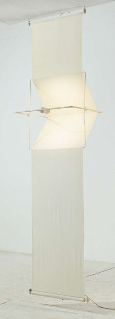 "virtualgeometry:  ""Quinta"" lamp by Silvio Coppola for Artemide"