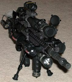 dpms ar-15 AWESOME! TRICKED OUT!!! - Won't break up!!! | Stupid Stuff Forum | The Outdoors Trader