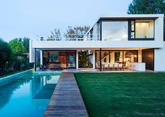 Estudio PKA Arquitectura - Casa Estilo actual racionalista - Arquitecto - Arquitectos - PortaldeArquitectos.com