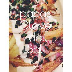 "Papas ""Clave de Sal"" - En Clave de Sal"