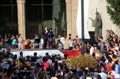 El Món | Ripoll fa un pas endavant i clama per la pau i contra el terrorisme | Política