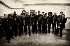 Springsteen and the E street band