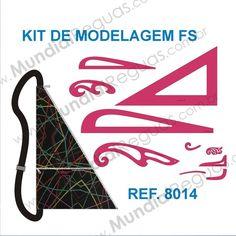 Kit de Réguas para Modelagem FS em acrílico pink de alta qualidade. Disponibilidade imediata. Loja especializada em réguas profissionais. Temos os melhores preços do mercado. Frete via Correios para todo o Brasil.