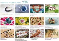 Vášeň pro tvorbu pomáhá - charitativní kalendář 2017 |