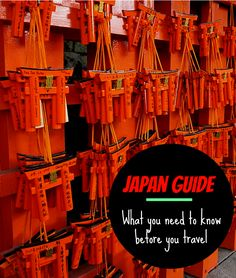 If you are planning a trip to Japan then you are probably already wondering when it's the best time to visit, when to book your flights and accommodation, which places to visit and what essentials you may need. Click to read more
