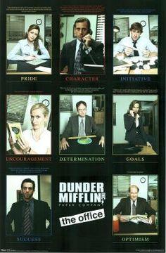 (22x34) The Office Motivational Grid TV Poster Print by Poster Revolution, http://www.amazon.com/dp/B001AIU0MO/ref=cm_sw_r_pi_dp_bq-Xqb0TASTZC
