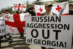 Georgia condena acuerdo entre Abjasia y Rusia