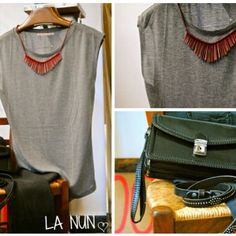 #lookbook LA NUN