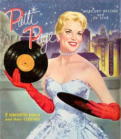 1000 Images About Patti Page The Singing Rage On