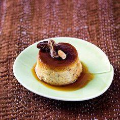 Pudding aux figues et amandes au caramel - Raquel Carena, Le Baratin