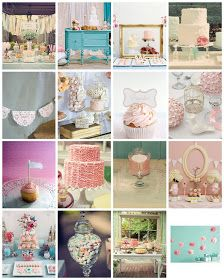 Bonne Nouvelle: French Vintage Birthday Party Inspiration board