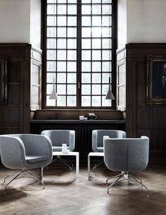 Scandinavian office furniture by Skandiform | NordicDesign