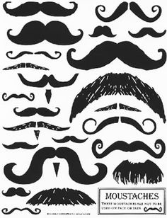 All sorts of staches