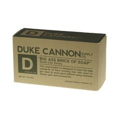 Duke Cannon's Big Ass Brick of Soap - 3 Pack