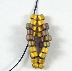 Celtic knot earrings g