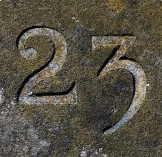 Typography Letters, Lettering, Chalk Fonts, Lucky Number, Letters And Numbers, The Twenties, How To Draw Hands, Rust, Decay