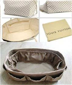 Purse Organizer Made For Louis Vuitton Neverfull GM