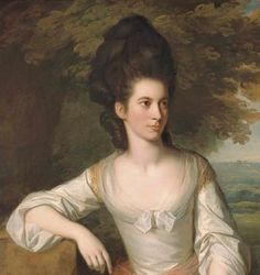 Two Nerdy History Girls: The Truth about the Big Hair of the 1770s: Part One