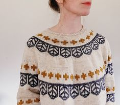 Ravelry: Tecumseh pattern by Caitlin Hunter