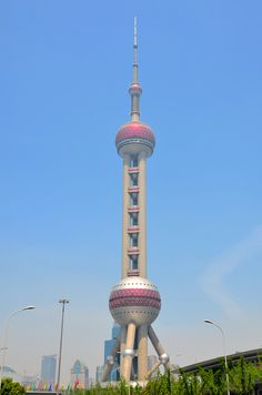 Oriental Pearl TV Tower, Shanghai | Necessary Indulgences