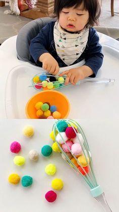Toddler Learning Activities, Sensory Activities, Infant Activities, Children Activities, Sensory Motor, Spring Activities, Educational Activities, Baby Set, Fun Baby