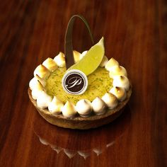 Lemon Tart by Payard