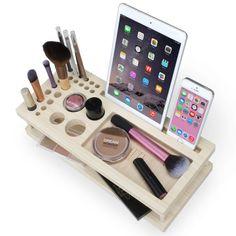 Kennedy Beauty Station Makeup Organizer #Beautiful, #Organize, #Women
