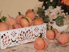 piersici Serving Bowls, Peach, Fruit, Tableware, Rome, Peaches, Dinnerware, Tablewares, Place Settings
