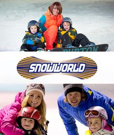 SNOWWORLD ZOETERMEER offers indoor skiing and snowboarding for adults and children. It is conveniently located near The Hague, Delft and Rotterdam.