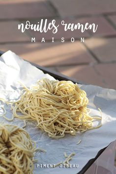 Asian Recipes, Ethnic Recipes, Vegan Pasta, International Recipes, Coconut Flakes, Spices, Food And Drink, Favorite Recipes, Meals