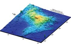 Deep In The Pacific, Scientists Discover Biggest Volcano On Earth