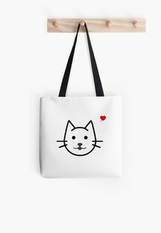 If tote bags are not your bag baby, we've got 51 other products you can print me on! Large Bags, Small Bags, Where Is Your Heart, Cotton Tote Bags, Reusable Tote Bags, Finn Jake, Space Invaders, Buy A Cat, Medium Bags