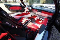Lotus Elise S1 Sport 160 (2000) Interior