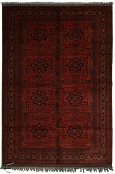 Central Asian Rug - Khalmohammadi Carpet  Width300.00 cm (9,84 Feet) Lenght203.00 cm (6,66 Feet)