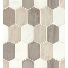 Bedrosians Luxembourg Stone Mosaic Tile in Palais
