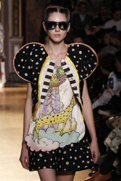 Weird Fashion Show