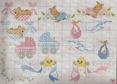 For newly born babies .. gotta sew this weekend!
