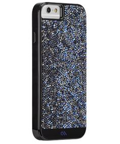 Case-Mate Brilliance Premium Case Apple iPhone 6 Zwart
