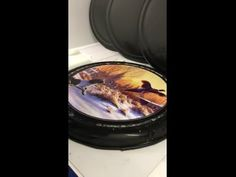 How to fit a vinyl sticker on a spare wheel cover by STICKER FX GRAPHICS
