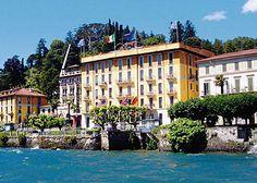 Hotel Britannia Excelsior  . Lac de Côme Italia