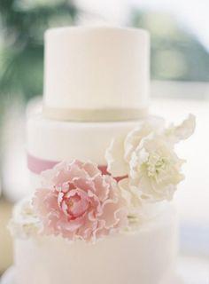 simple clean cake